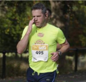 Anthony First Marathon, Dublin 2016
