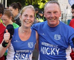 Nicky and Susan WAC Half