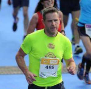 Anthony Kirwan Dublin Marathon