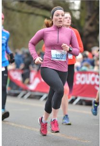 Kate Cambridge Half Marathon Focus on Fitness