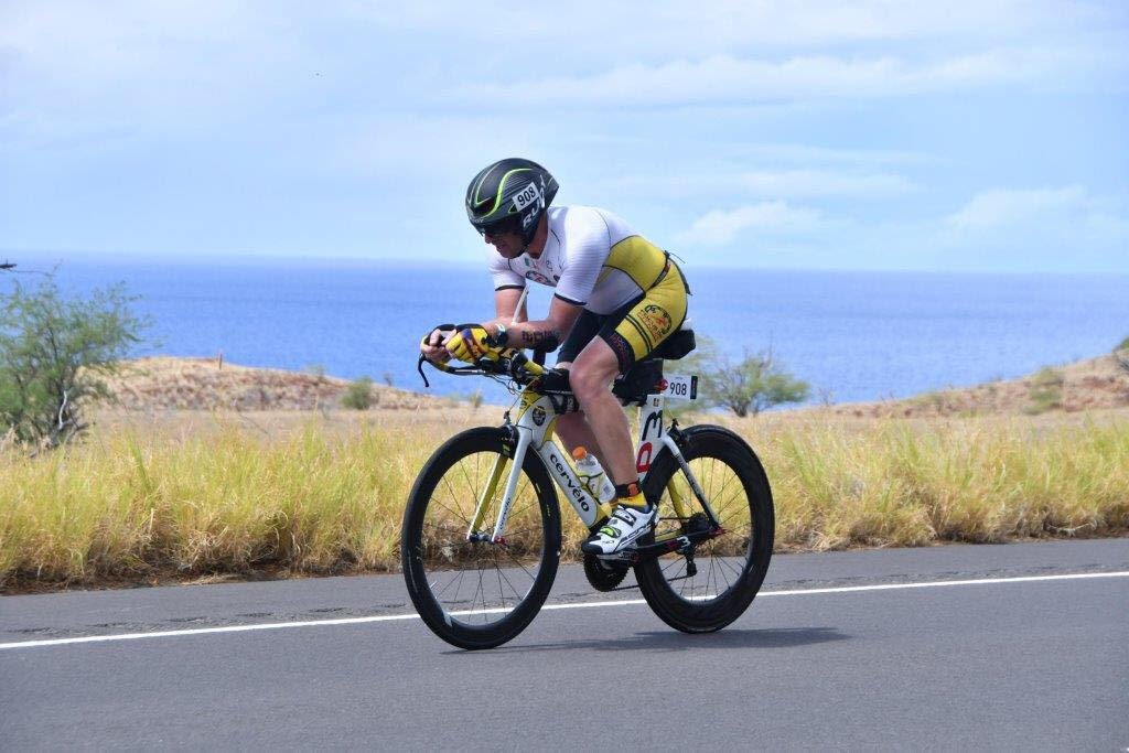 Martin Kirwan, Ironman World Championships 2018, Kona, Hawaii