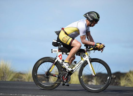 Martin Kirwan IM World Championships 2018 Bike